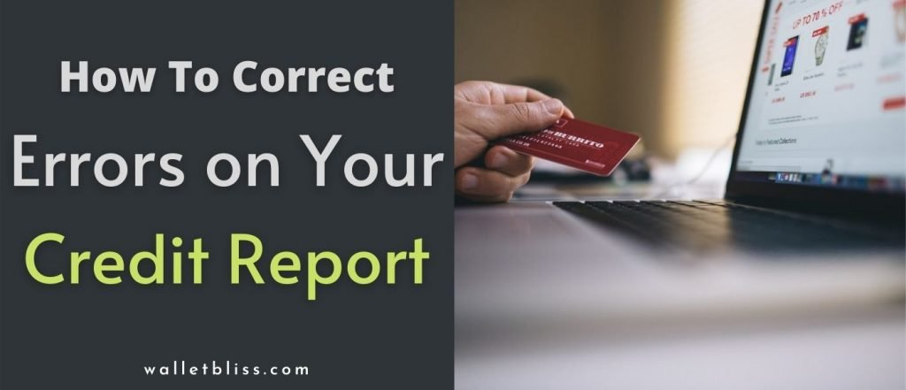 Steps on how to correct errors on your credit report in Canada (Equifax and TransUnion) and Tips on how to avoid being a fraud victim.