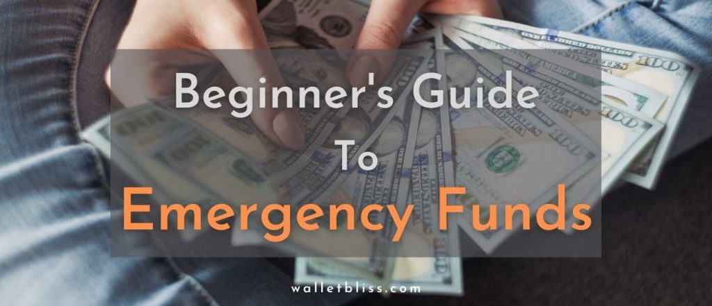 Beginner's guide to emergency funds. Learn who needs emergency savings, where to put it, tips to save up fast