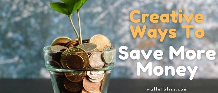 46 creative ways to save money on automotive or car costs, around the house, groceries and finances.