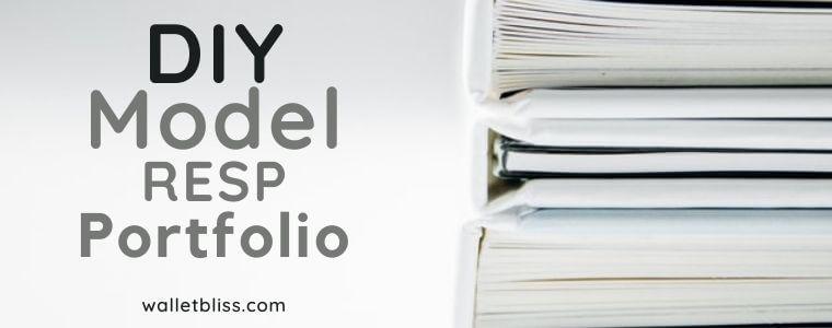 DIY RESP model portfolio for busy parents.