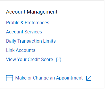 The steps on how to check Credit Score on RBC.